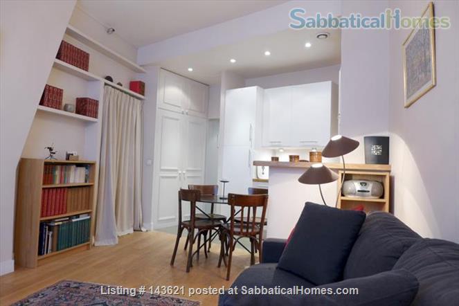 Sophisticated 1 BDR - 2 guests - Saint-Germain Home Rental in Paris, IDF, France 4
