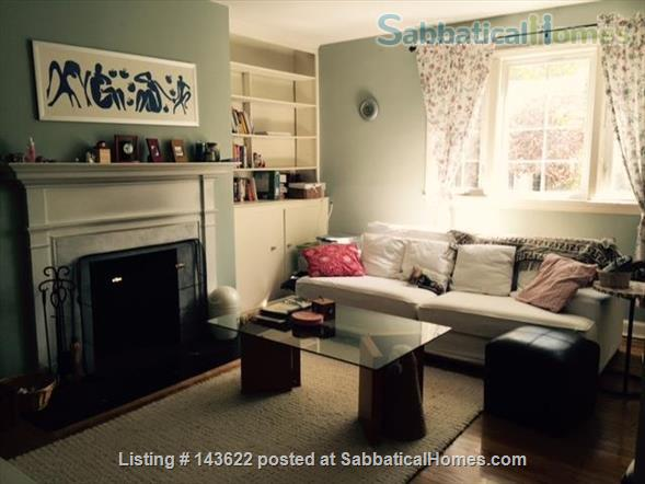2BR brick townhome with yard and parking near DC  Home Rental in Alexandria, Virginia, United States 1