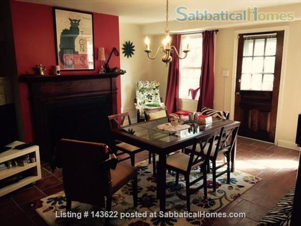 2BR brick townhome with yard and parking near DC  Home Rental in Alexandria, Virginia, United States 0