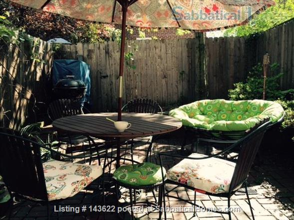 2BR brick townhome with yard and parking near DC  Home Rental in Alexandria, Virginia, United States 4
