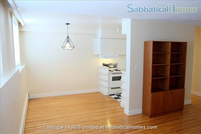 Large one-bedroom suite near UBC - includes heat, hot water and electricity Home Rental in Vancouver, British Columbia, Canada 9