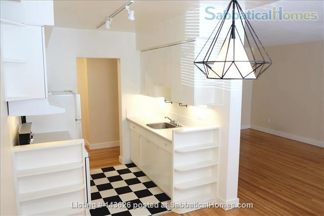 Large one-bedroom suite near UBC - includes heat, hot water and electricity Home Rental in Vancouver, British Columbia, Canada 1