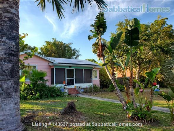 Cute Florida House for the Summer Home Rental in Gulfport, Florida, United States 0