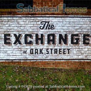 The Loft at the Exchange  Home Rental in Winston-Salem, North Carolina, United States 1