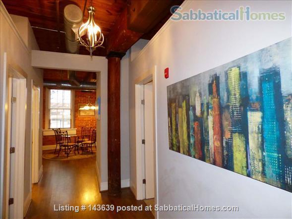 The Loft at the Exchange  Home Rental in Winston-Salem, North Carolina, United States 0