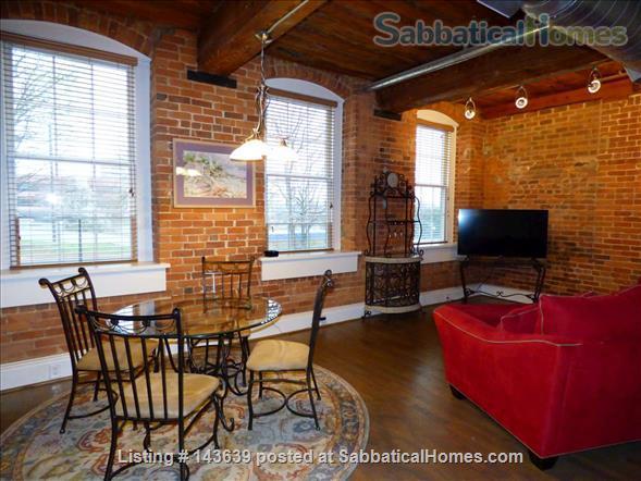 The Loft at the Exchange  Home Rental in Winston-Salem, North Carolina, United States 3