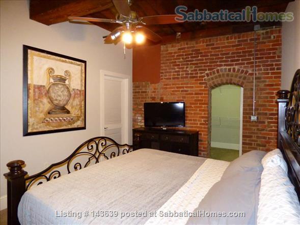 The Loft at the Exchange  Home Rental in Winston-Salem, North Carolina, United States 7