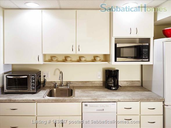 Urban Apartment in the Woods Home Rental in Madison, Wisconsin, United States 8