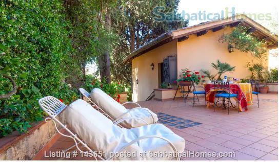 Villa Belvedere Home Rental in Roma, Lazio, Italy 1