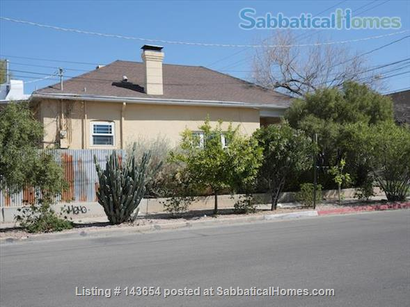 Historic home in downtown Tucson! Home Rental in Tucson, Arizona, United States 0