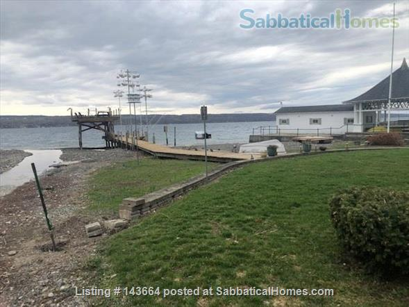 4 Bedroom House on Cayuga Lake, Ithaca, NY Home Rental in Interlaken, New York, United States 0