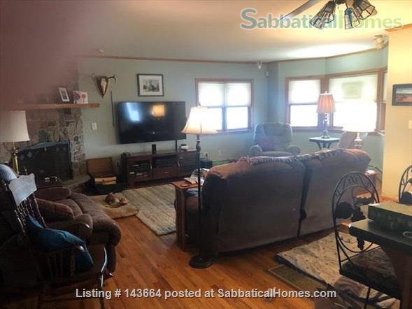4 Bedroom House on Cayuga Lake, Ithaca, NY Home Rental in Interlaken, New York, United States 2