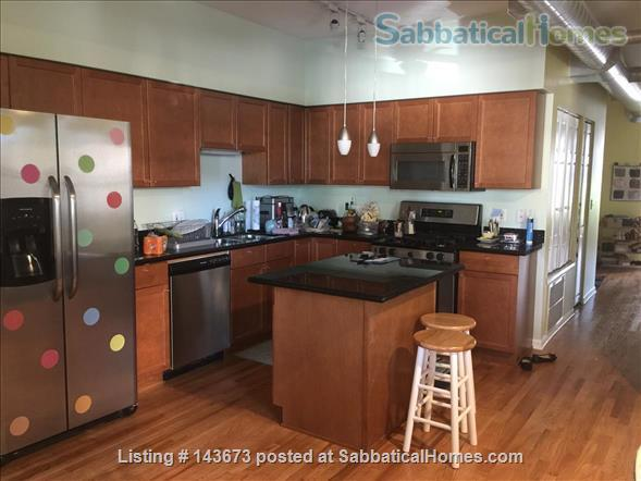 Nice 2 bedrooms fully furnished apartment in Edgewater, Chicago Home Rental in Chicago, Illinois, United States 4