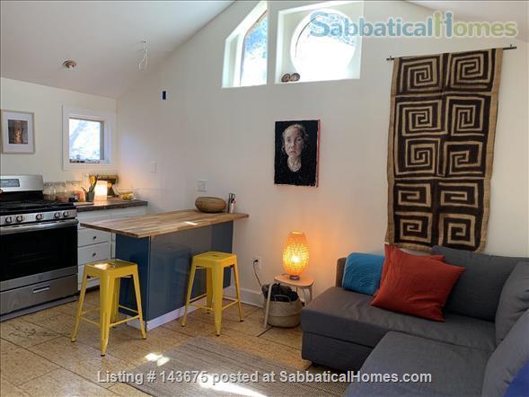 Gorgeous Casita in Art Center at the foot of Eldorado Canyon Home Rental in Eldorado Springs, Colorado, United States 3