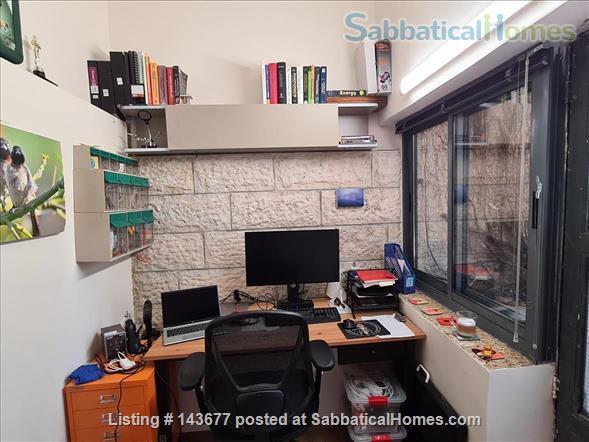 A Jerusalem Gem  Home Rental in Jerusalem, Jerusalem District, Israel 8