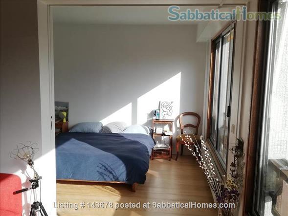 Familial apartment in Paris close to the Buttes Chaumont garden Home Rental in Paris, Île-de-France, France 1