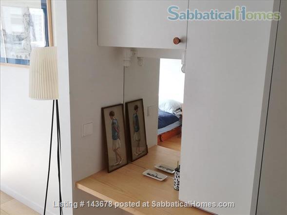 Familial apartment in Paris close to the Buttes Chaumont garden Home Rental in Paris, Île-de-France, France 2
