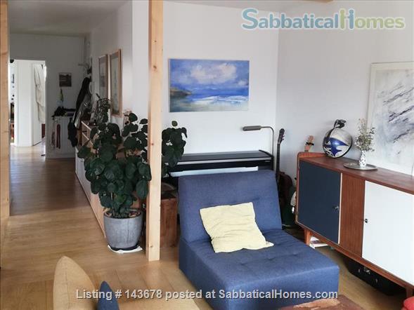 Familial apartment in Paris close to the Buttes Chaumont garden Home Rental in Paris, Île-de-France, France 3