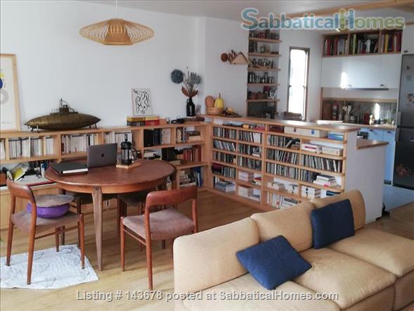 Familial apartment in Paris close to the Buttes Chaumont garden Home Rental in Paris, Île-de-France, France 4