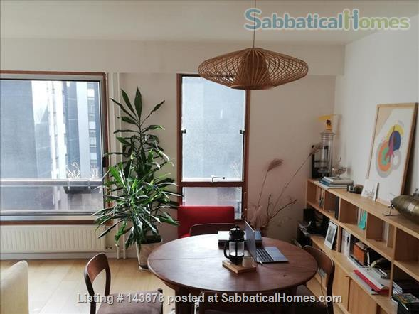Familial apartment in Paris close to the Buttes Chaumont garden Home Rental in Paris, Île-de-France, France 5