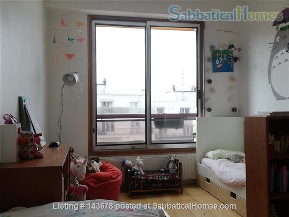 Familial apartment in Paris close to the Buttes Chaumont garden Home Rental in Paris, Île-de-France, France 6