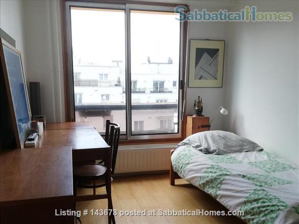 Familial apartment in Paris close to the Buttes Chaumont garden Home Rental in Paris, Île-de-France, France 7
