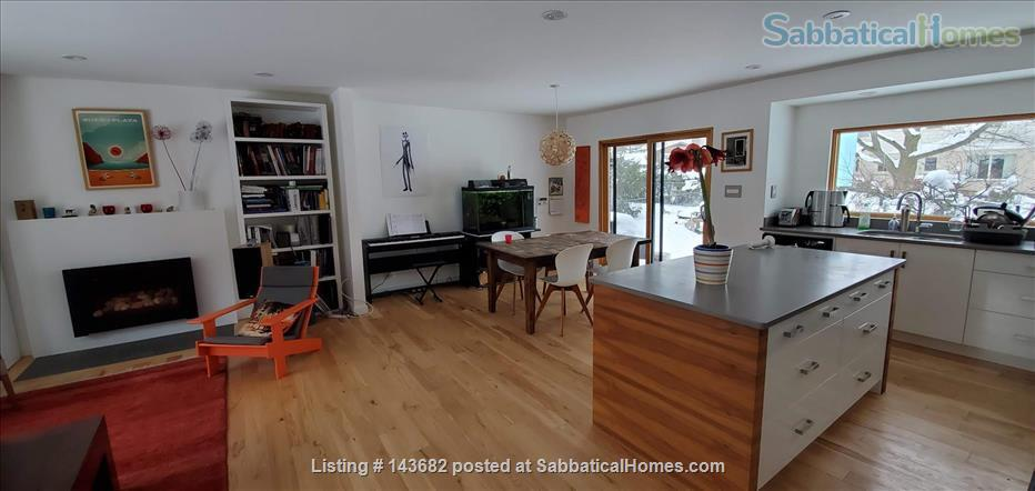 Furnished house, 4 bedrooms Home Rental in London, Ontario, Canada 3