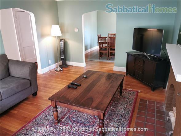 2 bedroom near Boston College and Transportation Home Rental in Boston, Massachusetts, United States 3