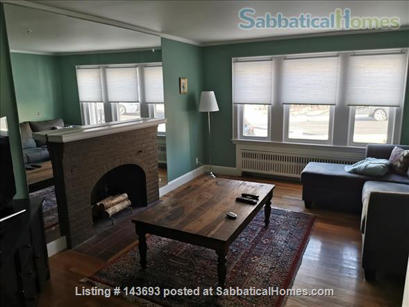 2 bedroom near Boston College and Transportation Home Rental in Boston, Massachusetts, United States 5
