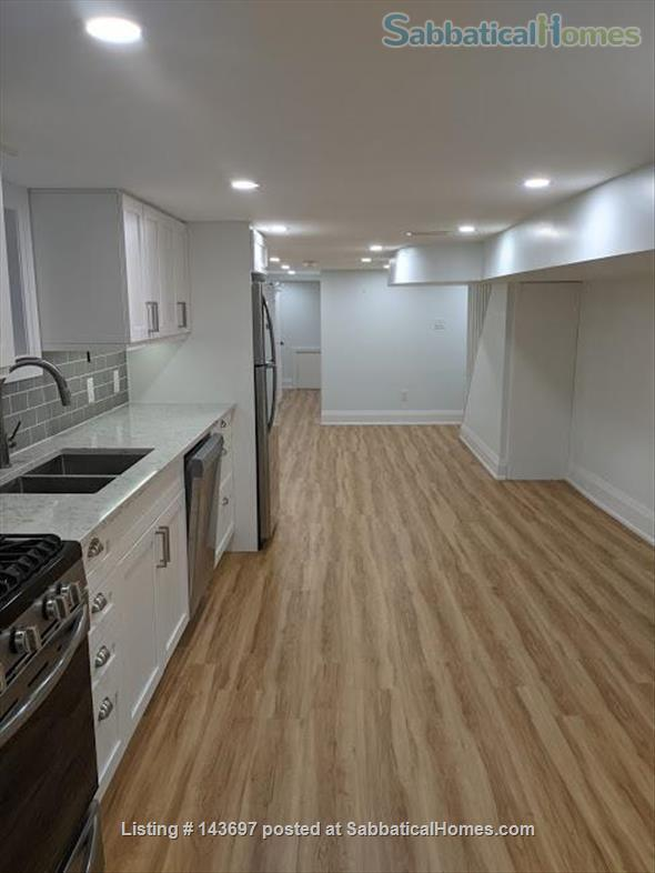 Newly Renovated Basement Apartment in Little Italy Home Rental in Toronto, Ontario, Canada 4