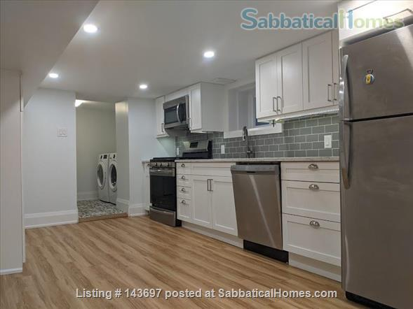 Newly Renovated Basement Apartment in Little Italy Home Rental in Toronto, Ontario, Canada 5