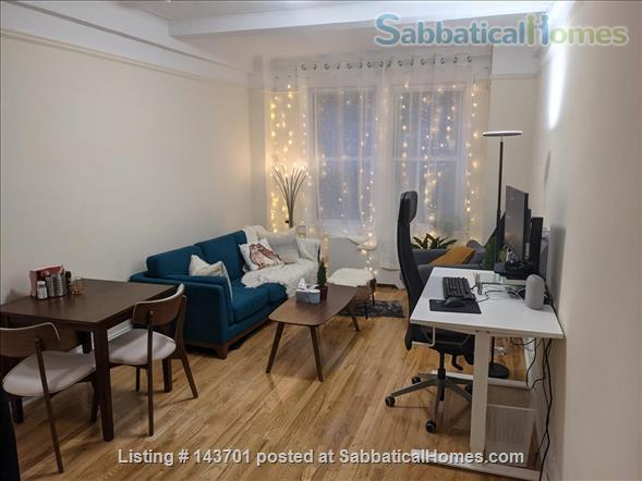 Spacious 1 bed 1 bath in doorman elevator building close to Columbia; Utilities included. Home Rental in New York, New York, United States 1