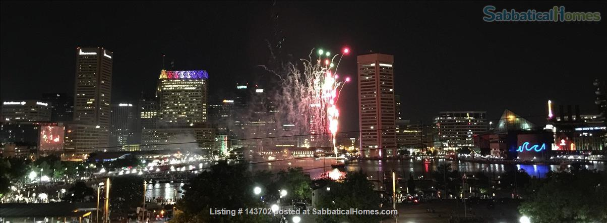 Harbor Court: Luxury 2BR, 2BA, Top Concierge & Security  Home Rental in Baltimore, Maryland, United States 8