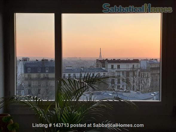 beautiful flat in Paris to rent or exchange  Home Exchange in Paris, Île-de-France, France 2