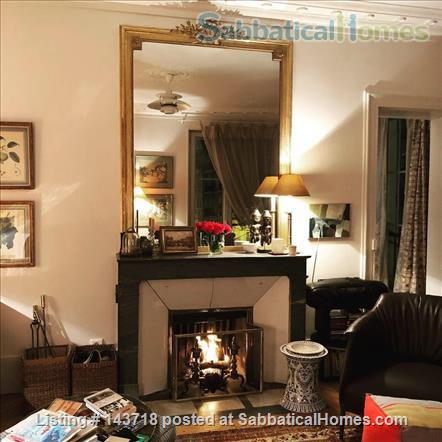 Extra Large Sunny Luxury 1+ bedroom in the heart of the 6th 110sqmt Home Rental in Paris, IDF, France 1
