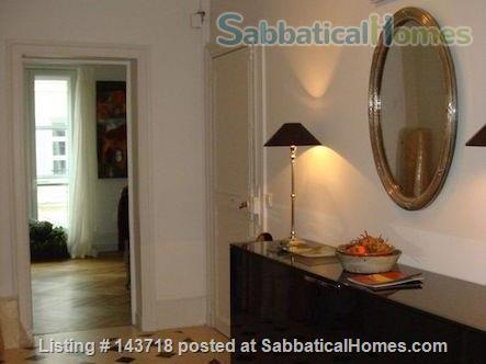Extra Large Sunny Luxury 1+ bedroom in the heart of the 6th 110sqmt Home Rental in Paris, IDF, France 0