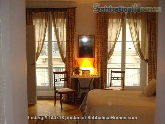 Extra Large Sunny Luxury 1+ bedroom in the heart of the 6th 110sqmt Home Rental in Paris, IDF, France 2