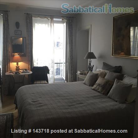Extra Large Sunny Luxury 1+ bedroom in the heart of the 6th 110sqmt Home Rental in Paris, IDF, France 3