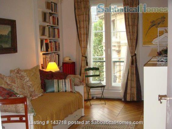 Extra Large Sunny Luxury 1+ bedroom in the heart of the 6th 110sqmt Home Rental in Paris, IDF, France 5