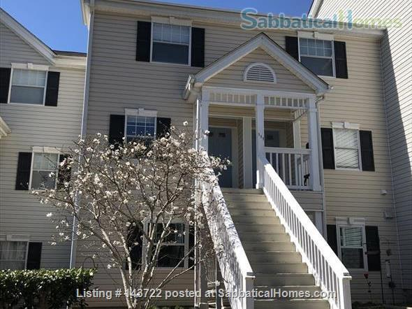 2 Bdrm 2 bath, updated, location, pool, tons of natural light Home Rental in Chapel Hill, North Carolina, United States 1