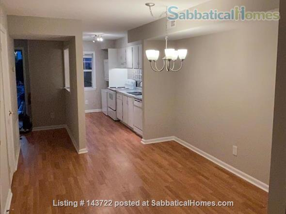 2 Bdrm 2 bath, updated, location, pool, tons of natural light Home Rental in Chapel Hill, North Carolina, United States 2