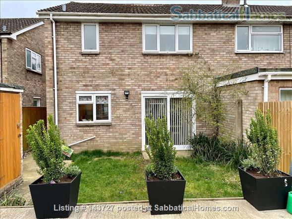 Spacious three bedroom Oxford home Home Rental in Oxford, England, United Kingdom 0