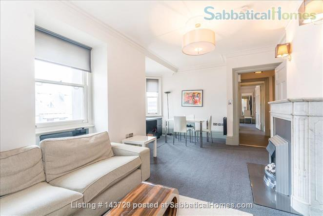 **Just Reduced** Berkeley Square flat, Perfect 1 Bedroom in heart of London Home Rental in Greater London, England, United Kingdom 4