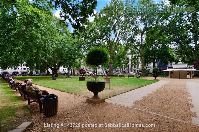 **Just Reduced** Berkeley Square flat, Perfect 1 Bedroom in heart of London Home Rental in Greater London, England, United Kingdom 7