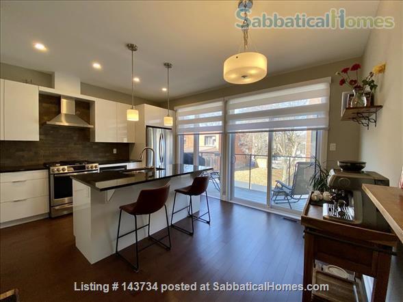 Modern and bright single-family home in Greystone Village (Ottawa, Canada) Home Rental in Ottawa, Ontario, Canada 1