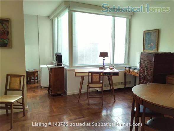 Spacious alcove studio in desirable Upper West Side Manhattan Home Rental in New York, New York, United States 0