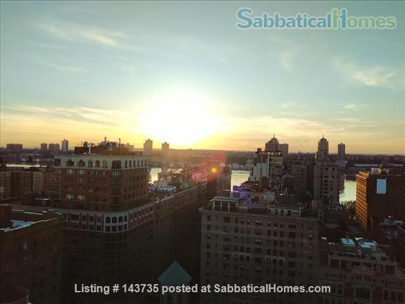 Spacious alcove studio in desirable Upper West Side Manhattan Home Rental in New York, New York, United States 4