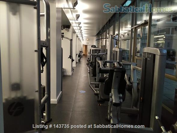 Spacious alcove studio in desirable Upper West Side Manhattan Home Rental in New York, New York, United States 5