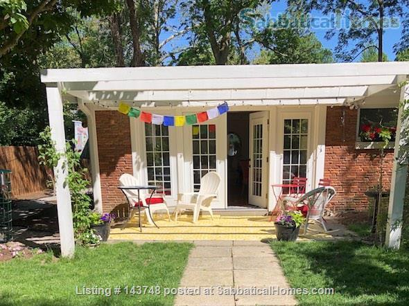 Lovely cottage one block from UK Home Rental in Lexington, Kentucky, United States 1