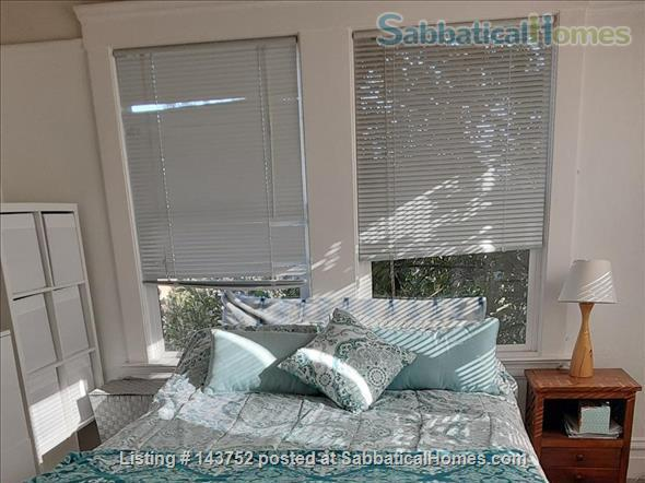 Furnished Den/Office plus Bedroom in spacious  flat across from GG Park Home Rental in San Francisco, California, United States 2